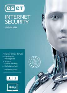 Computer Bild - Eset Internet Security 2019, offline, ab 17.08.2018