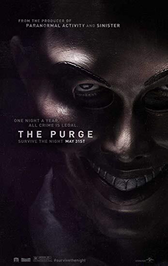 [iTunes] The Purge in 4K/HDR für 3,99 Euro bei iTunes zum Kauf.