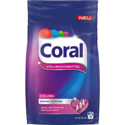 Coral Waschmittel 1,99 Euro