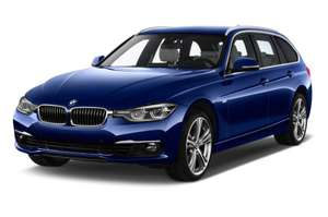 BMW 320i Touring (184 PS) - 145,67€ / Monat (brutto), 24 Monate, 10k km p.a. im Gewerbeleasing