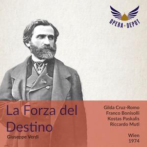 """[Opera Depot] Verdis """"Macht des Schicksals"""" (La Forza del destino) als Gratis-Download"""