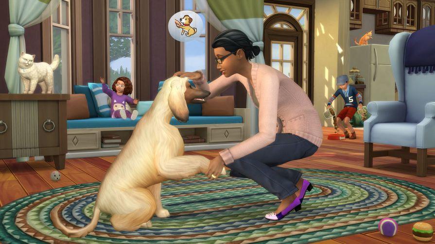 Sims 4 Sale bei Origin - bis zu 50% z.B. Hunde & Katzen Erweiterungspack