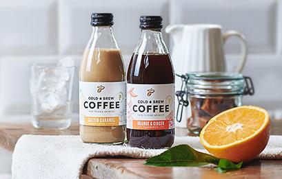 Tchibo Cold Brew Coffee GRATIS