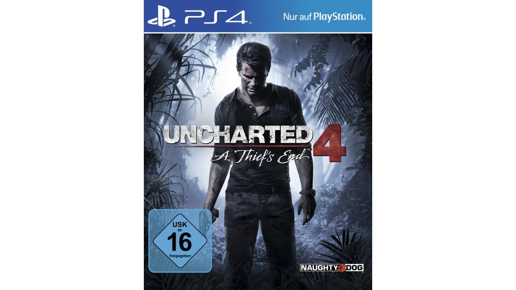 Uncharted 4 - A Thief's End (PS4) für 16,99€, Tekken 7 (Xbox One) für 16,99€, Grand Theft Auto V (PS4/Xbox One) für 21,24