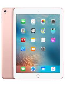"Apple 9,7"" iPad Pro 32 GB WiFi - Roségold CPO EU [NBB Masterpass] [ Ohne Masterpass 319,90€]"