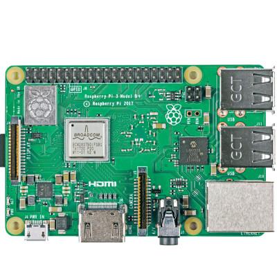 3 Raspberry Pi 3 Model B+ für 83,96, mit NBB und Masterpass Aktion zum Stückpreis von 27,98