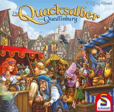 [spiele-offensive.de] Die Quacksalber von Quedlinburg erstmals unter 20€ Brettspiel Gesellschaftsspiel Kennerspiel des Jahres