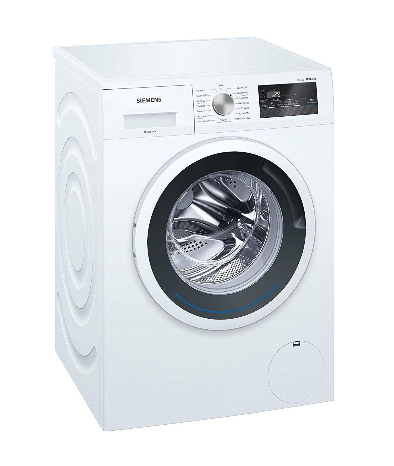 SIEMENS Waschmaschine WM14N121 (Marktkauf) (LOKAL)