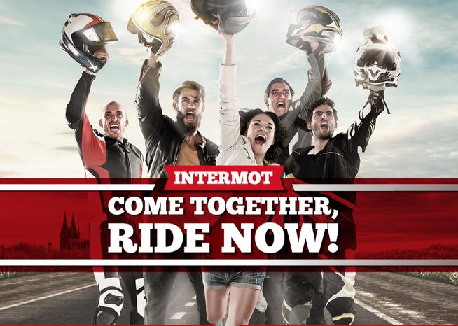 Motorrad Messe INTERMOT: Ticket für 10 Euro statt 14 bzw. 19 Euro (billiger als ADAC)
