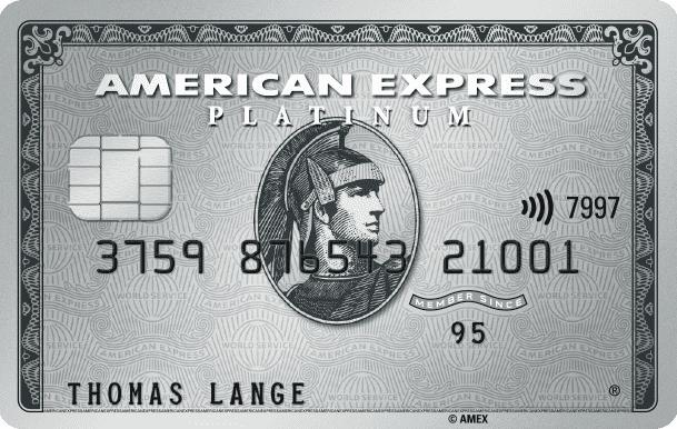 375€ Startguthaben (75.000 Punkte) für American Express Platinum + 200€ Guthaben für Flüge, Mietwagen & Hotel, etc.