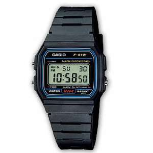 Digitaluhr Casio F-91W bei Real [Offline]