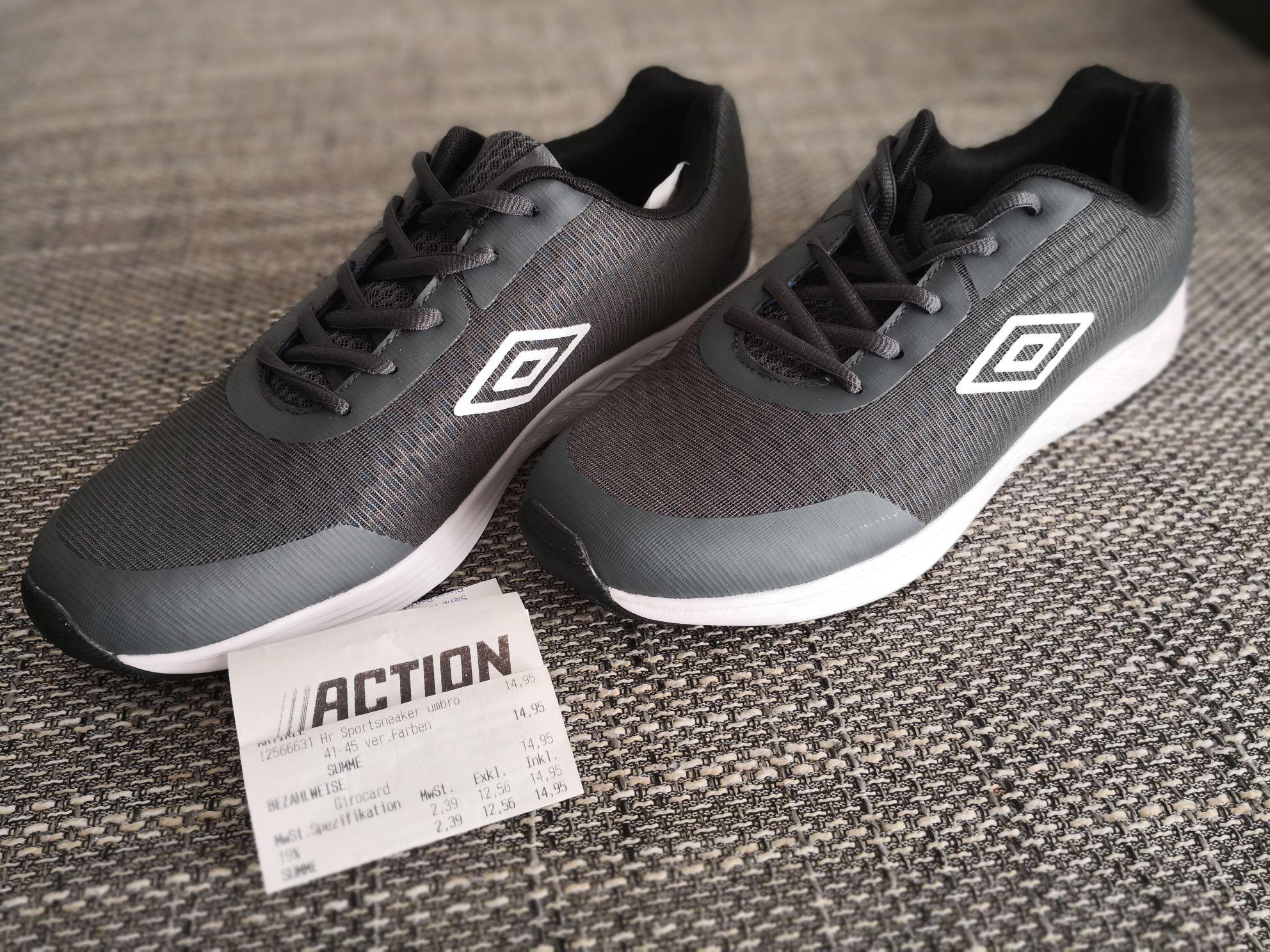 Umbro Sneaker 14,95 €