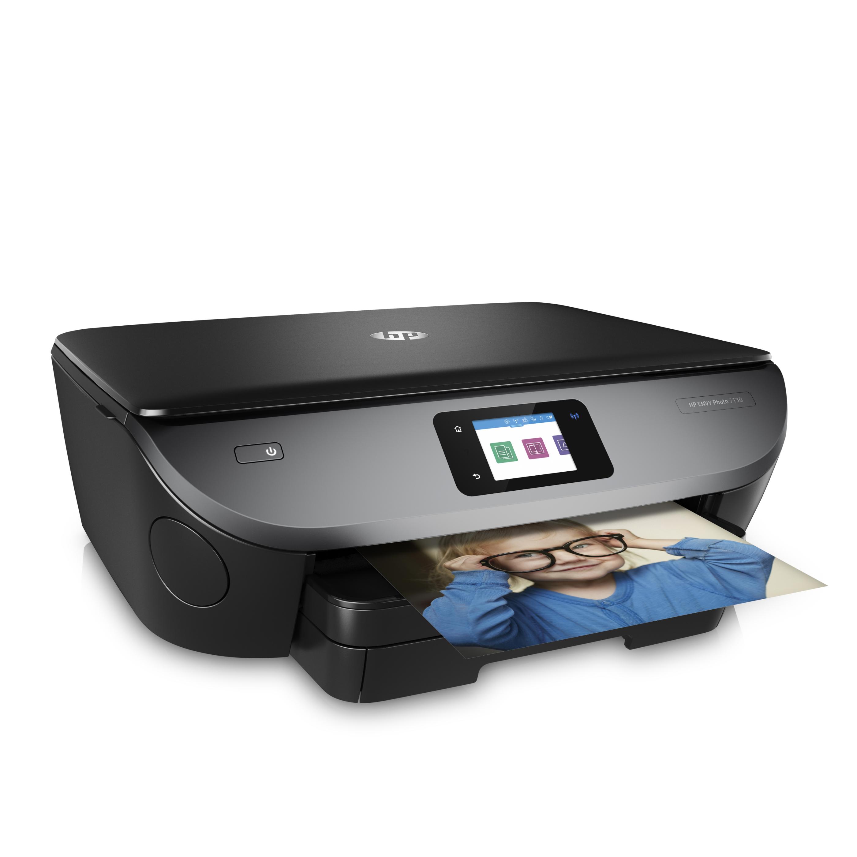 NBB-Blitzdeals: z.B. Multifunktionsdrucker HP Envy Photo 7130 (Drucken, Scannen, Kopieren, 14 S/min, Duplex, USB, WLAN)
