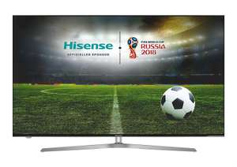 Hisense H65U7A 163 cm (65 Zoll) Fernseher (Ultra HD, HDR Plus, Triple Tuner, Smart TV, USB-Aufnahmefunktion) [Energieklasse A+]