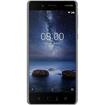 Nokia 8 Dual-SIM 64GB zum Bestpreis