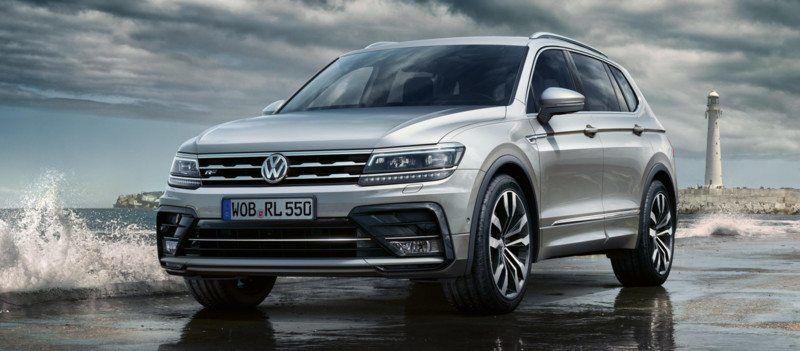 VW Tiguan Highline SCR 2.0 TDI (150 PS) - 153,51€ / Monat (brutto), 24 Monate, 10k km p.a. Gewerbeleasing 199€ in Privat