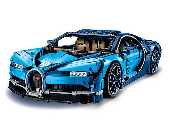LEGO42083 Technic Bugatti Chiron