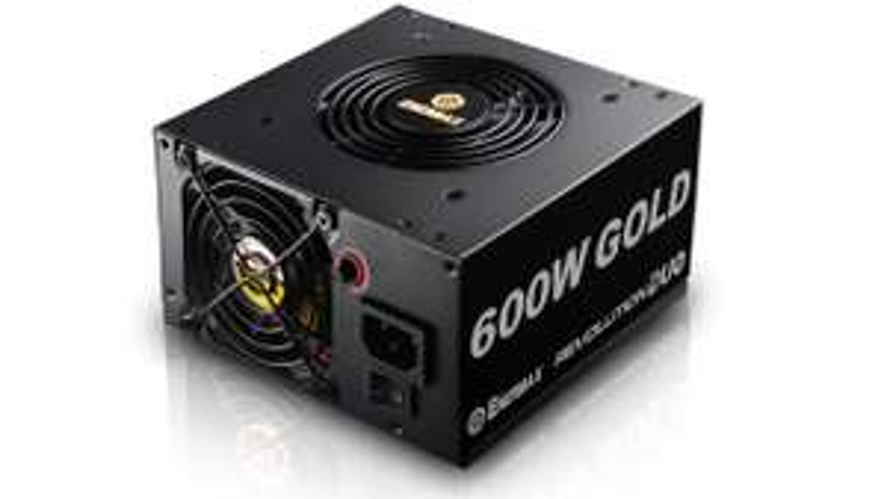 Netzteil Enermax Revolution DUO - 600W ATX 80 Plus Gold non-modular