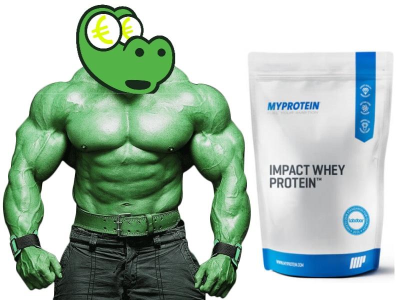 """Innovation Week bei Myprotein: z.B. Impact Whey Protein mit Geschmack ab 8,76€/kg & versandkostenfrei bei Bestellung einer """"Neuheit"""" (ab 2,47€)"""