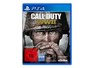 Call of Duty: WWII - Standard Edition [PlayStation 4] für 19,-€ [Mediamarkt]