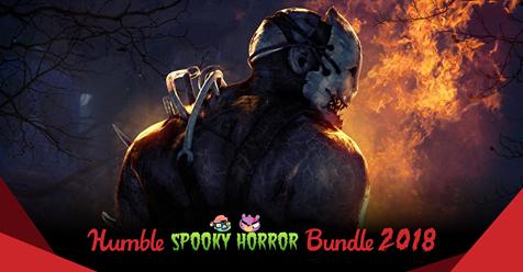 [Humble Bundle] Humble Spooky Horror Bundle 2018