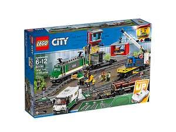 Lego Güterzug 60198 6% idealo und  24% Rabatt auf UVP [Steinchenwelt]