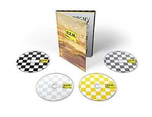 REM Out Of Time 3 CD + Bluray Edition @amazon.de