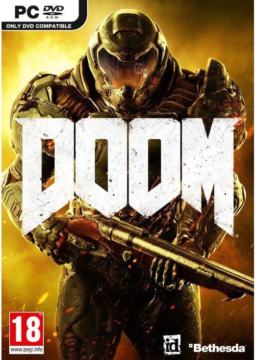 Doom (Steam) für 5,69€ (Wingamestore)