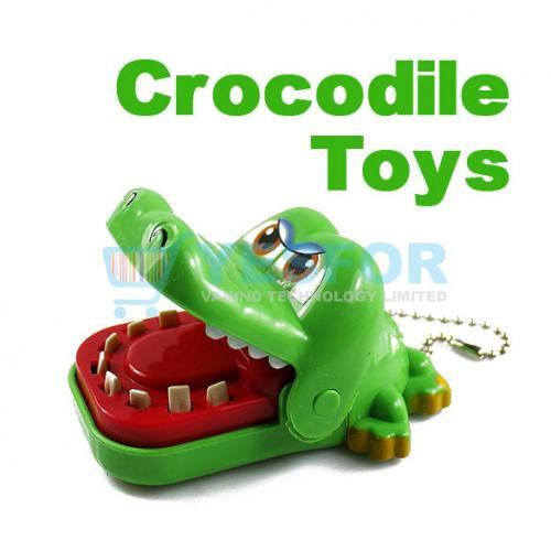 Mini mini Croco Doc für Unterwegs für 1,34 € inkl. Versand @ Ebay