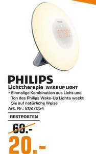 [Regional Saturn Kempten] Philips HF3506/06 Wake-up Light Lichtwecker für 20,-€