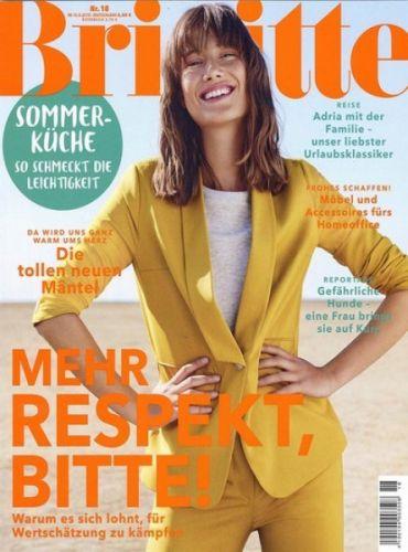 [Leserservice] Brigitte Abo (28 Ausgaben) für 83 € (durch 8€ Gutscheinrabatt für Newsletteranm.) oder für 86€ (durch abzug5EURO) mit 90€ Amazon-/BestChoice-Gutschein