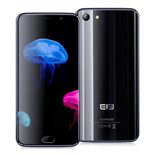 Elephone S7 5.5 inch Global Version m Band 20  3GB / 32GB Helio X20 Smartphone - Schwarz - Gold - Blau