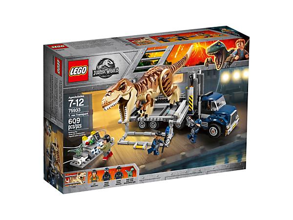 Lego 75933 + Lego Mops 30542