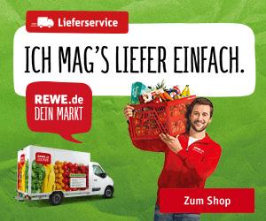 Bei Rewe Online über Web.de Cent bestellen und bis zu 800 Web.Cent [8€] gutgeschrieben kriegen
