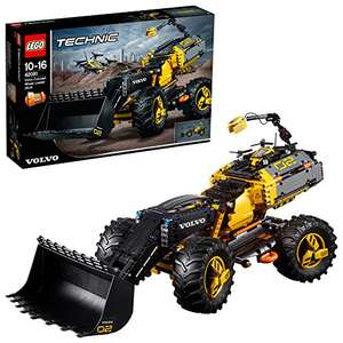 LEGO Technic Volvo Konzept-Radlader ZEUX (42081), Kinderspielzeug @Amazon.uk