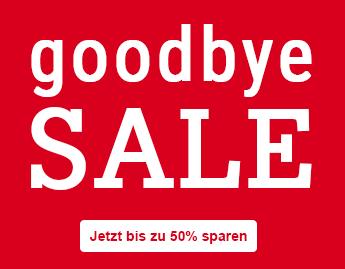 Bis zu 50% Rabatt im Goodbye-Sale bei Dawanda