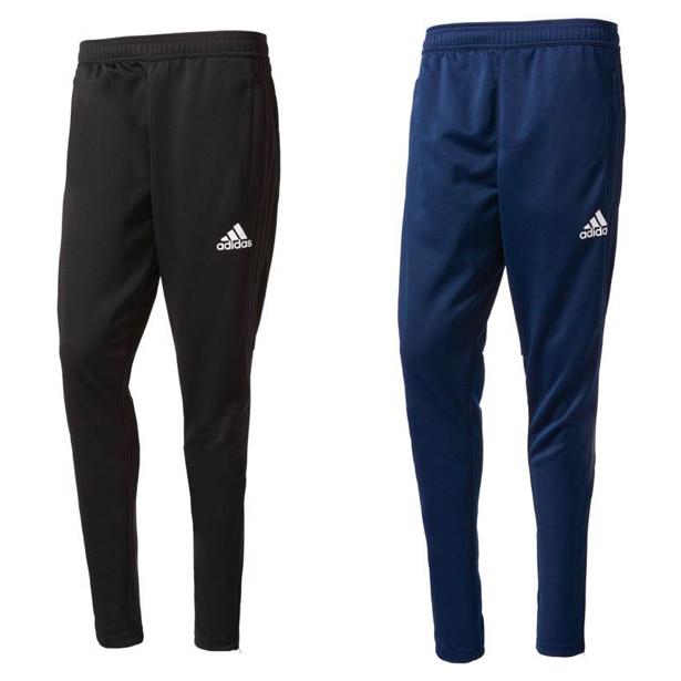 Adidas Tiro 17 Jogginghose in schwarz & navy für Herren bis Gr. XXL (ab 2 Stk. nur 20,25€ / Stück)