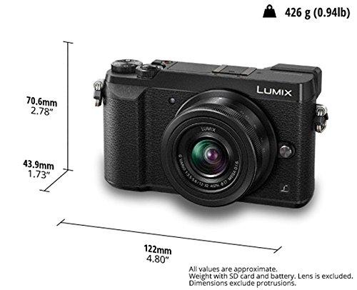 [amazon.co.uk] Panasonic Lumix DMC-GX80 (inkl. 12-32mm Objektiv)