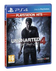 Uncharted 4 (PS4) für 14,24€ inkl. Versand (Shopto)