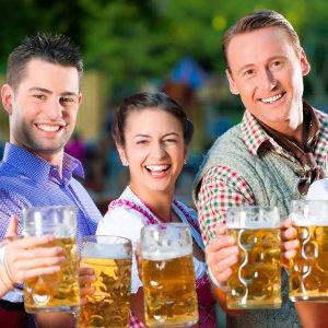 Oktoberfest: Übernachtung mit Frühstück im nagelneuen Hotel in München ab 45 € pro Person