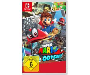 Super Mario Odyssey für 39,99€ // The Elder Scrolls V: Skyrim bzw. Fire Emblem Warriors für je 24,99€ (Nintendo Switch) [saturn]