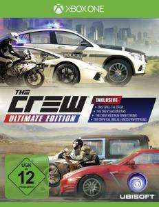 The Crew Ultimate Edition (Xbox One) für 14,99€ (ak trade)