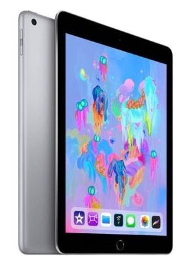 Apple iPad 2018 Wi-Fi 32GB für 289,95€ inkl. Versandkosten mit Check24 Gutschein