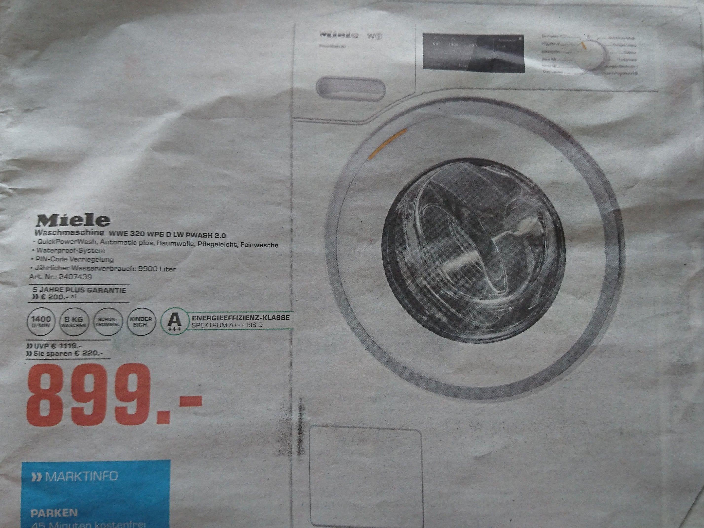 Miele waschmaschine wwe saturn hanau mydealz