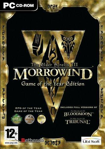 The Elder Scrolls III: Morrowind® Game of the Year Edition STEAM-Key