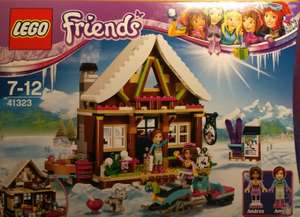 [Rossmann, Bundesweit] Lego Friends - Chalet im Wintersportort (41323) - Green Label + Rossmann App