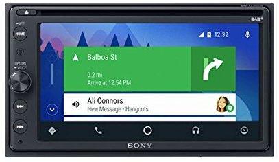 [Amazon] Sony XAV-AX205DB Doppel-DIN DAB+ Plus DVD Media Receiver (Bluetooth, Apple CarPlay/Android Auto, Navigation)