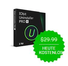Giveaway of the day — iOBit Uninstaller Pro 8.0