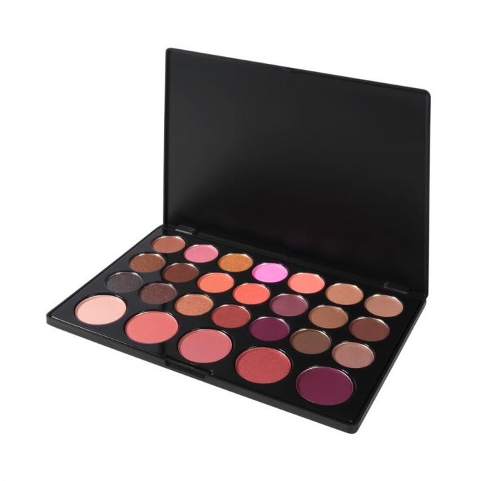 30% Rabatt auf das gesamte Sortiment + 5% extra bei bh cosmetics, z.B. Blushed Neutrals Lidschatten- & Blush-Palette