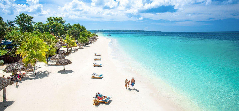 [TUIfly] Flüge: Jamaika [August] - Last-Minute am 29.08. - Hin- und Rückflug von Brüssel [BRU] nach Montego Bay [MBJ] für 260€ inkl. Gepäck